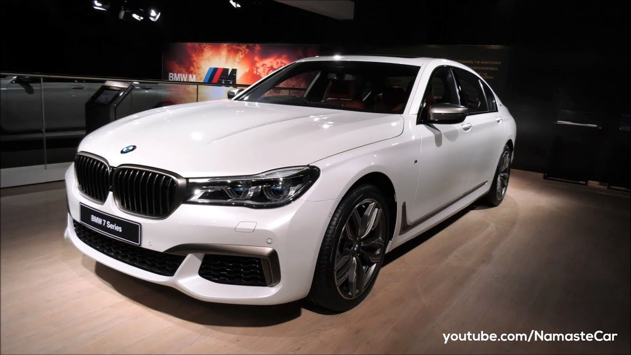bmw 7 series m760li xdrive v12 excellence g11 2018 review specs and details in hindi namaste car. Black Bedroom Furniture Sets. Home Design Ideas