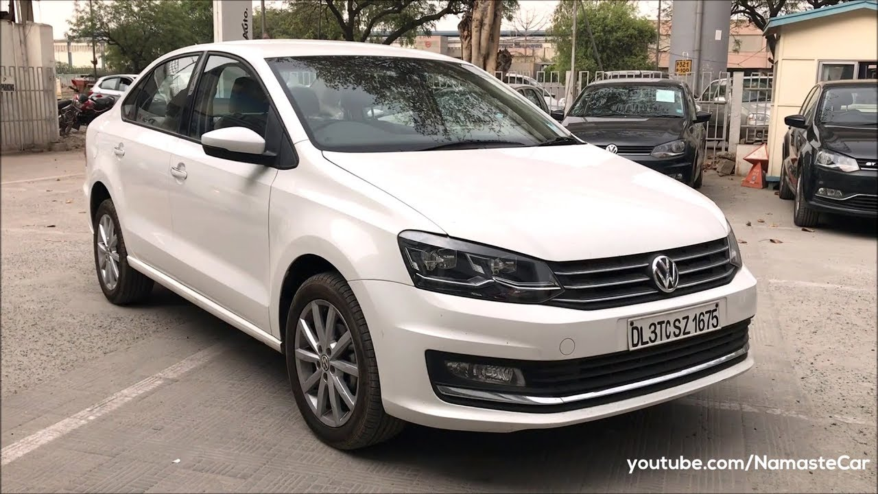 Volkswagen Vento Tdi Highline Plus 2018 Review Specs And Details In Hindi Namastecar