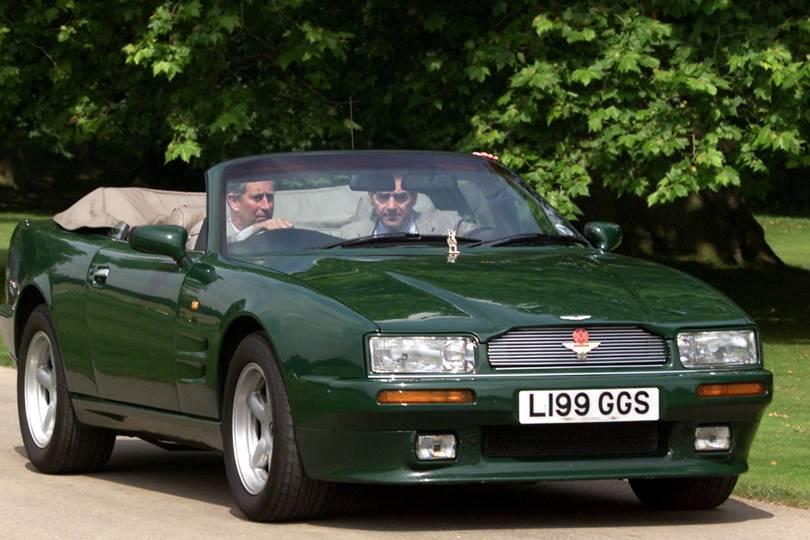 1994 Aston Martin Virage Volante Namastecar