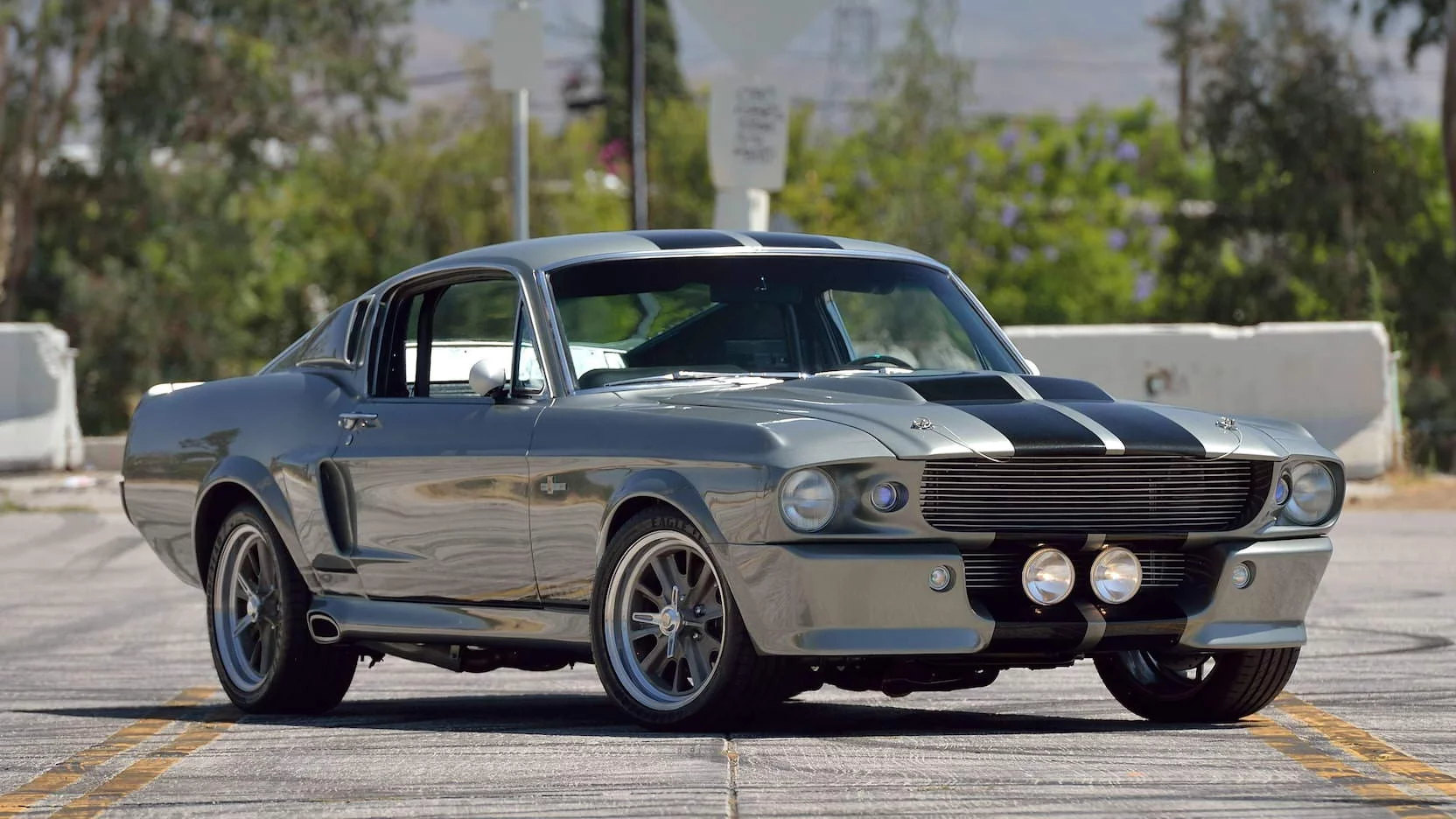 1967 Ford Mustang Shelby Gt500 Eleanor Namastecar