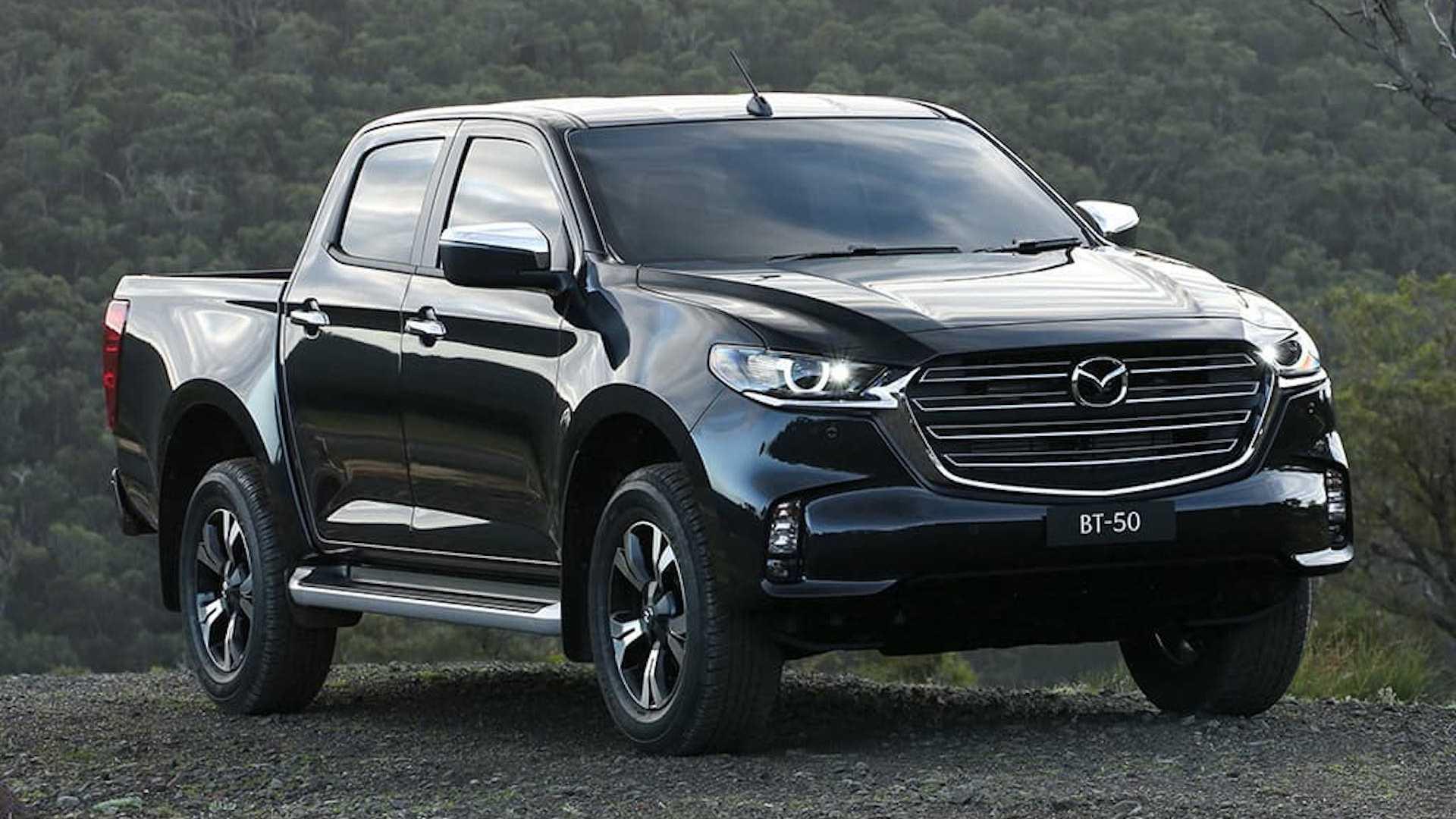 Kelebihan Mazda Bt Spesifikasi